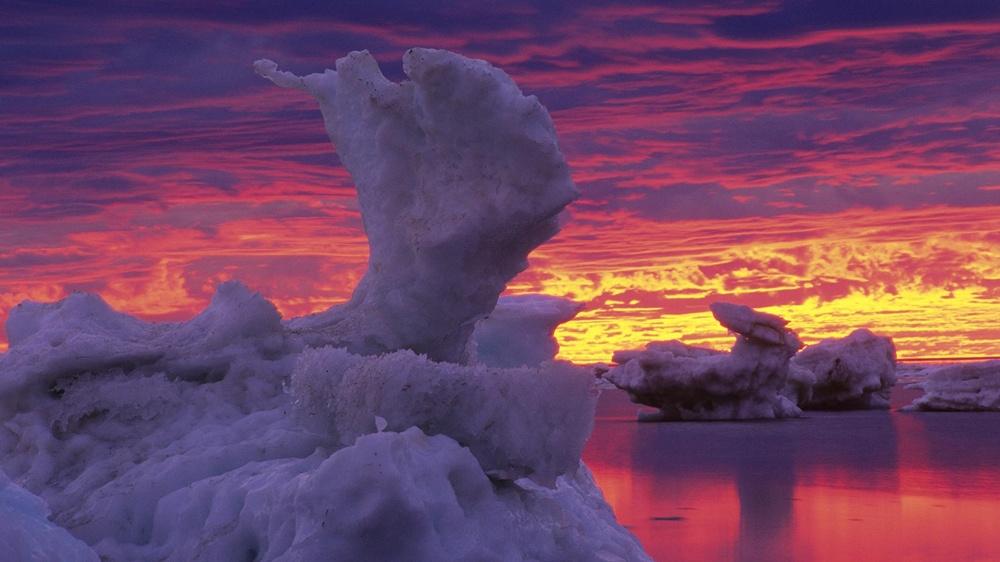 Гудзонов залив, Канада