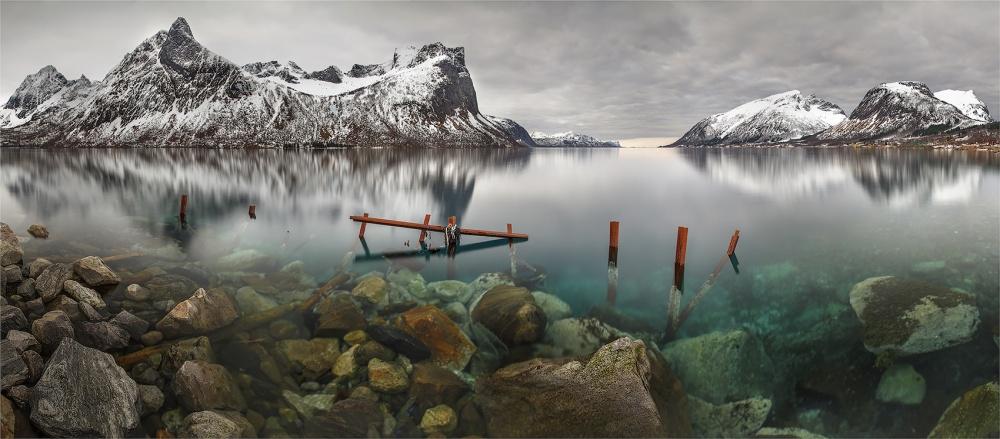 Фьорд Норвегии
