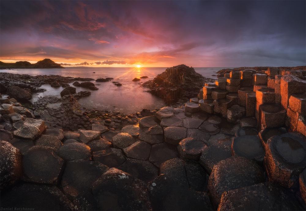 Тропа Великанов, Северная Ирландия