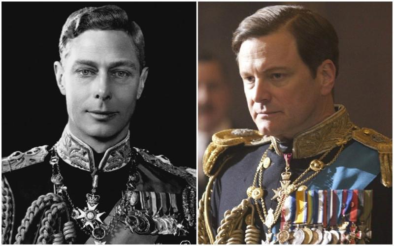 Георг VI — король Соединённого Королевства Великобритании и Северной Ирландии, Канады, Австралии и Южной Африки с 11 декабря 1936. Георг VI — отец нынешней королевы Великобритании Елизаветы II.