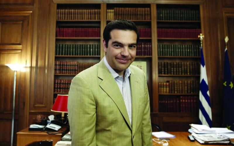 Рабочий кабинет премьер-министра Греции