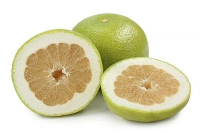 Свити — гибрид помело и белого грейпфрута