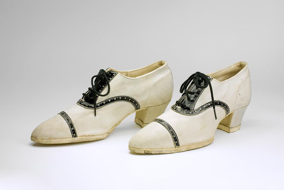 Спортивные туфли Dominion Rubber Company, 1925 год