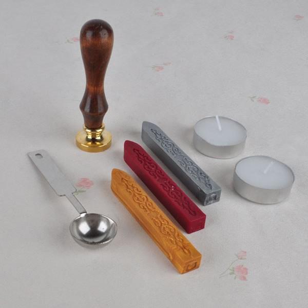 Набор для сургучных печатей — 607,95 руб.