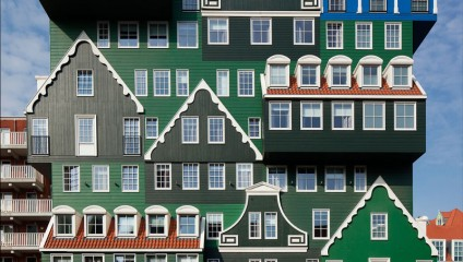 Архитектура Амстердама, которую невозможно забыть