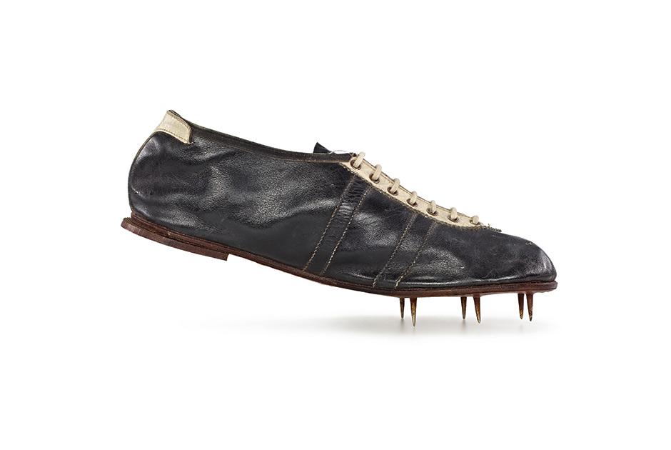 Модель Waitzer, созданная Адольфом Дасслером, основателем Adidas, 1936 год