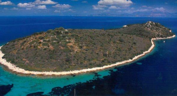 Остров Гайя. Цена — 151,7 млн рублей