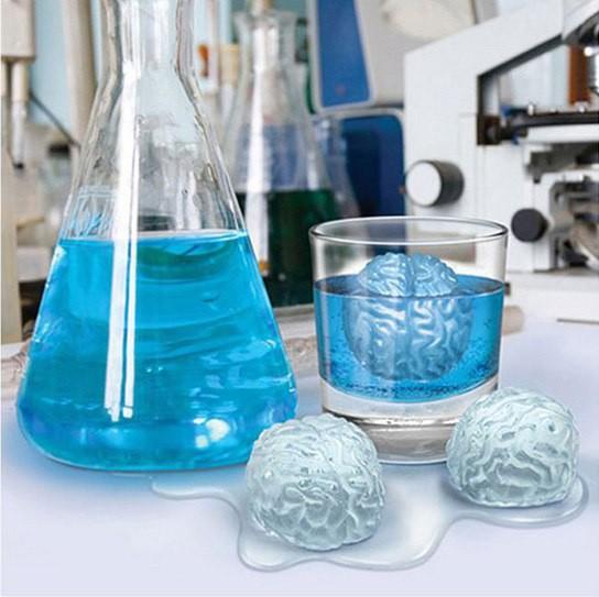 Форма для замораживания льда в виде мозга — 305,44 руб.