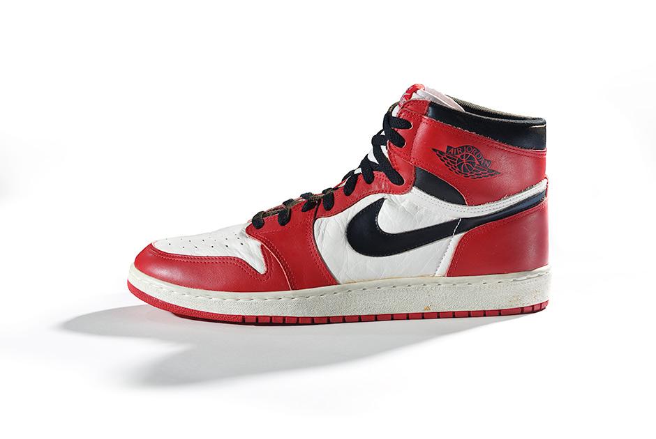 Модель марки Nike, 1984—1985 годы