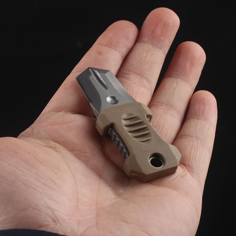 Многофункциональный мини-нож из нержавеющей стали — 324,75 руб.