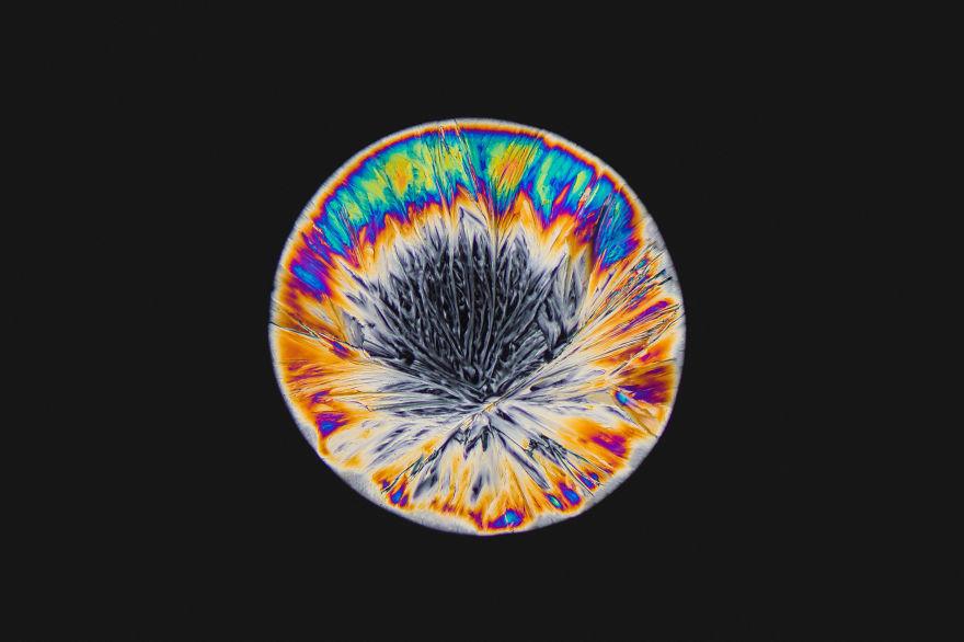 Невероятные снимки наркотиков под микроскопом