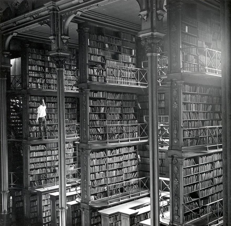 Библиотека Цинциннати, Огайо, США