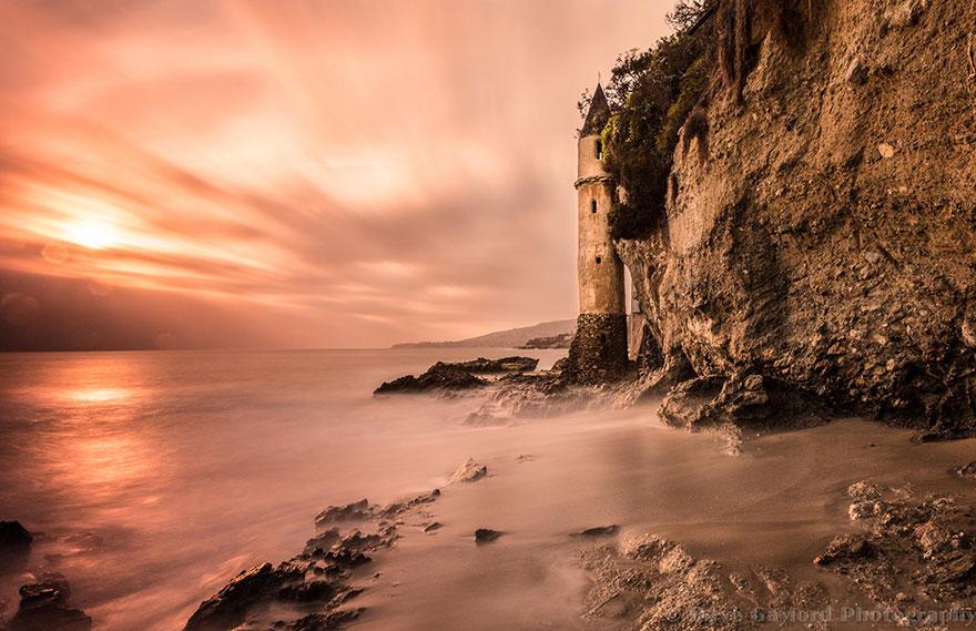 Маяк Victoria Beach, Калифорния, США