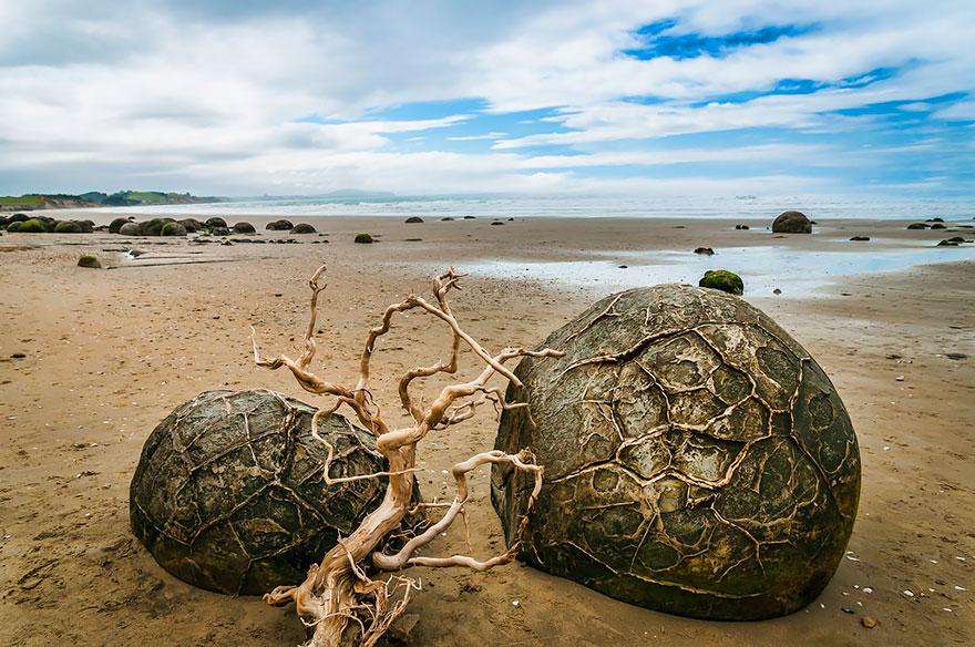Пляж Коекохе, Новая Зеландия