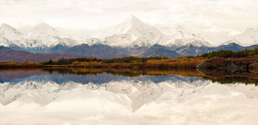 Национальный парк Денали, штат Аляска, США