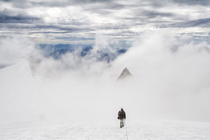 Гора Сахал, Вашингтон