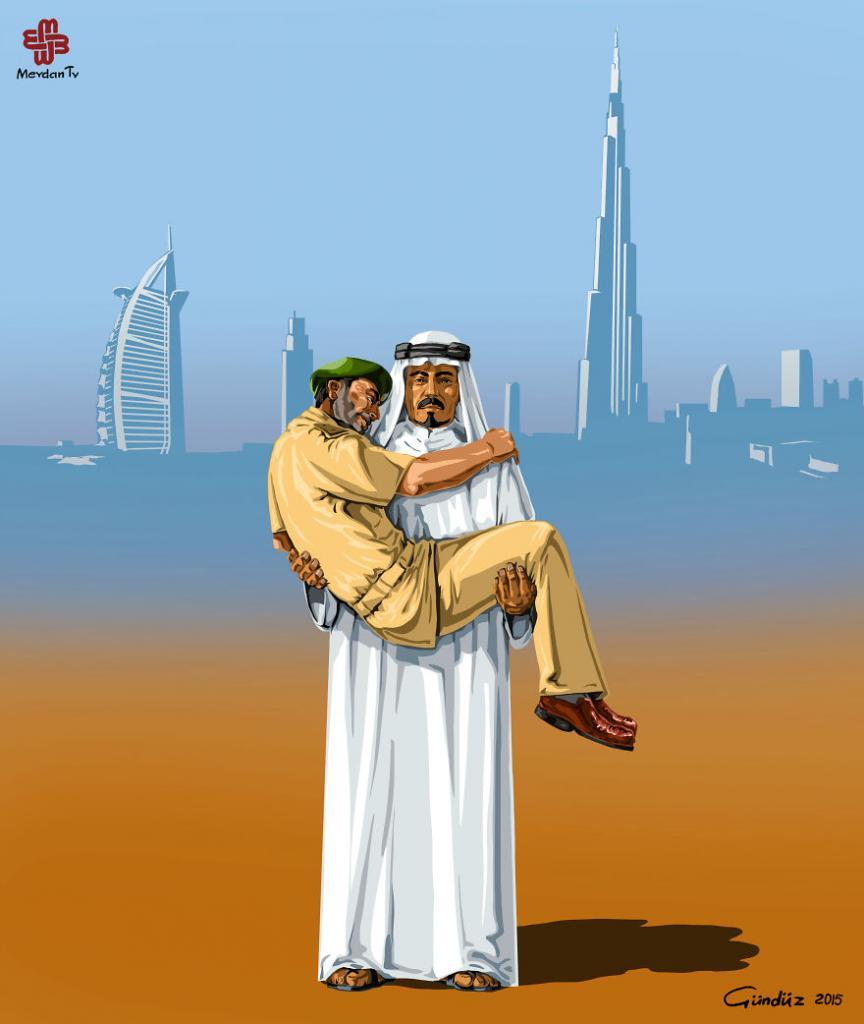 Полиция Объединённых Арабских Эмиратов
