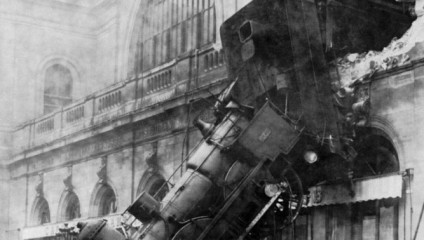Невероятные снимки аварий из прошлого