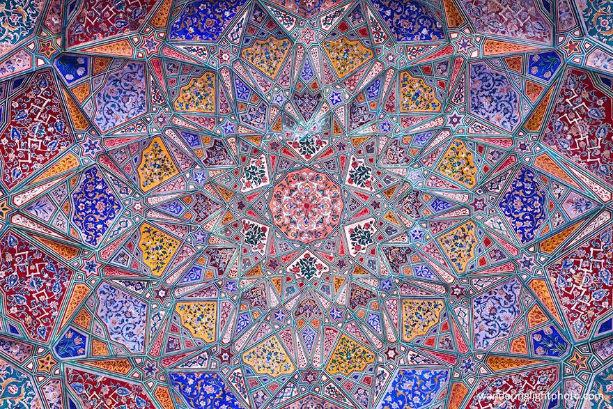 Мечеть Вазир Хана, Лахор, Пакистан