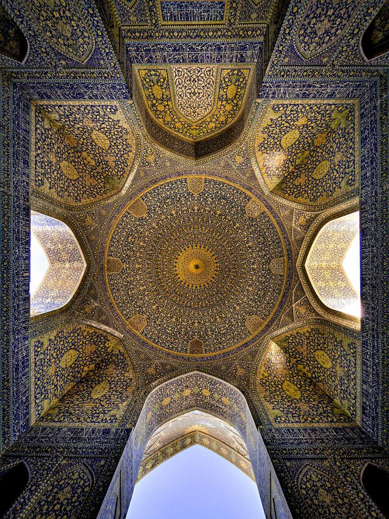 Мечеть Имама, Исфахан, Иран