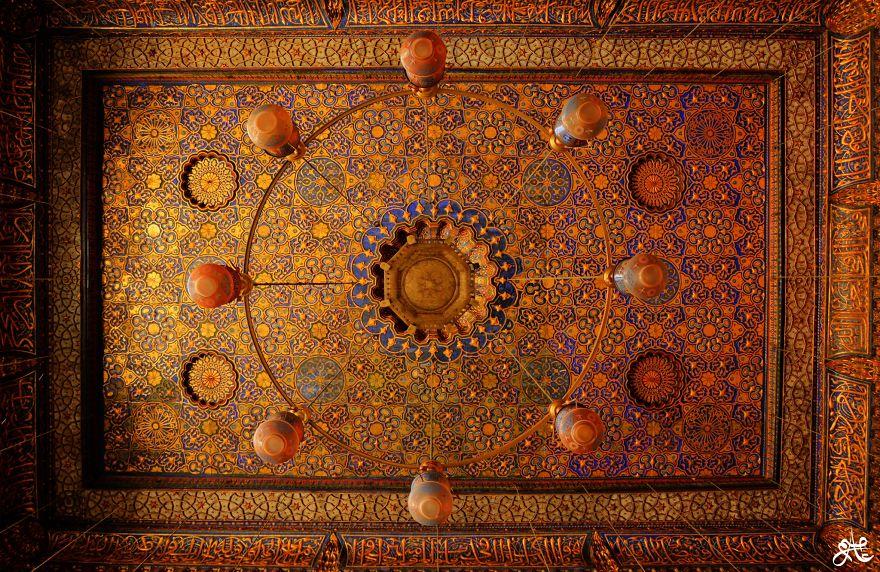 Мечеть в Каире, Египет