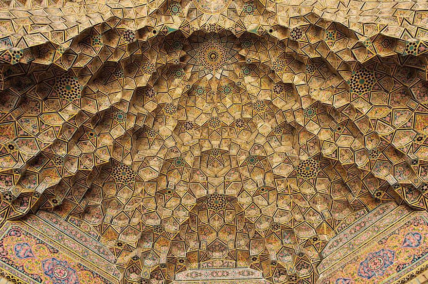 Мечеть в Ширазе, Иран