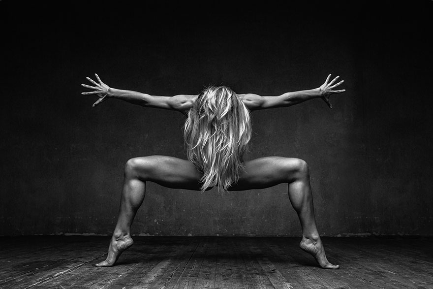Экспрессия танца, замороженная на снимках Александра Яковлева