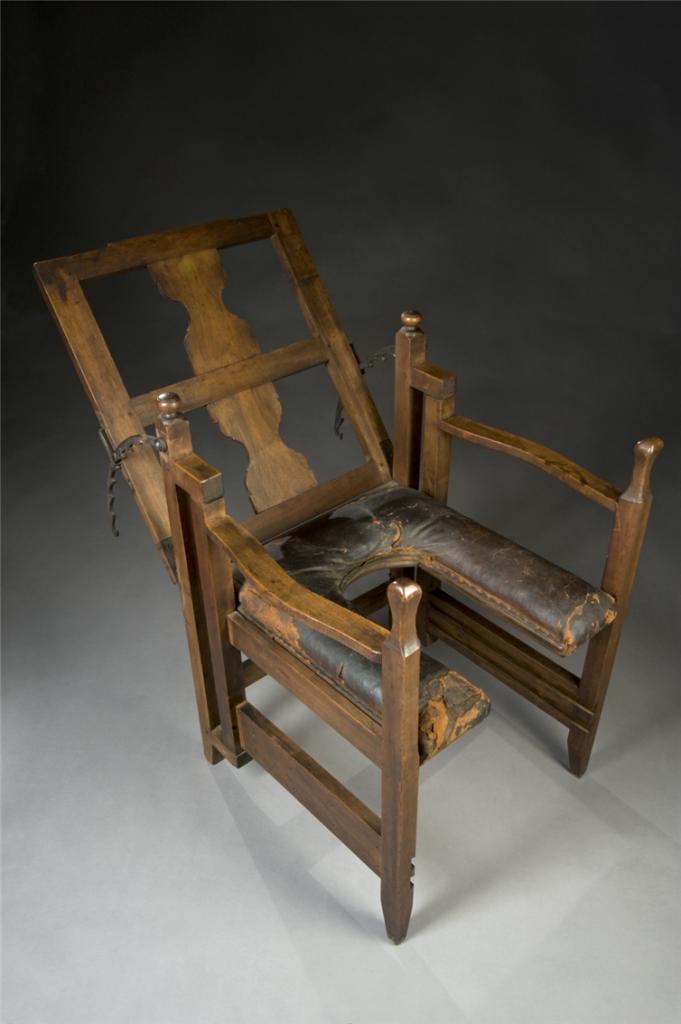 Европейское родовое кресло, 1750 год