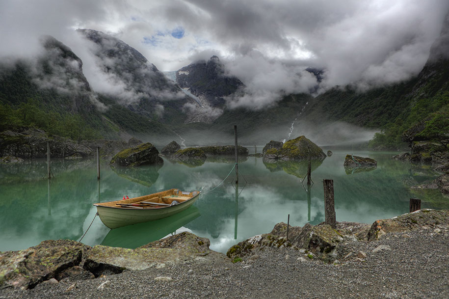 Озеро Bondhus