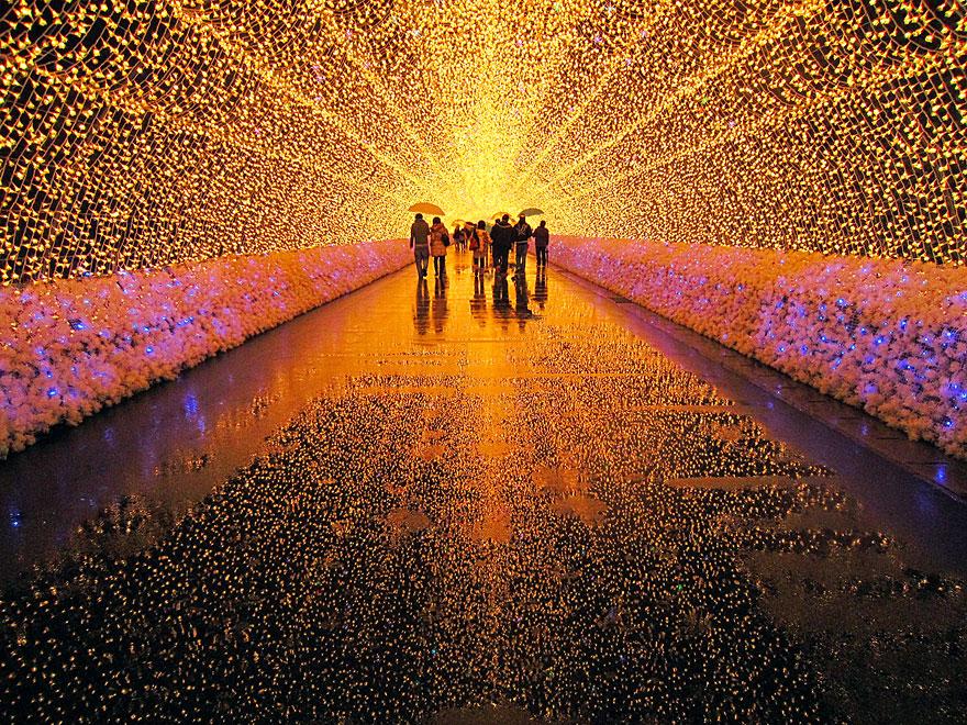 Зимний фестиваль света, Япония