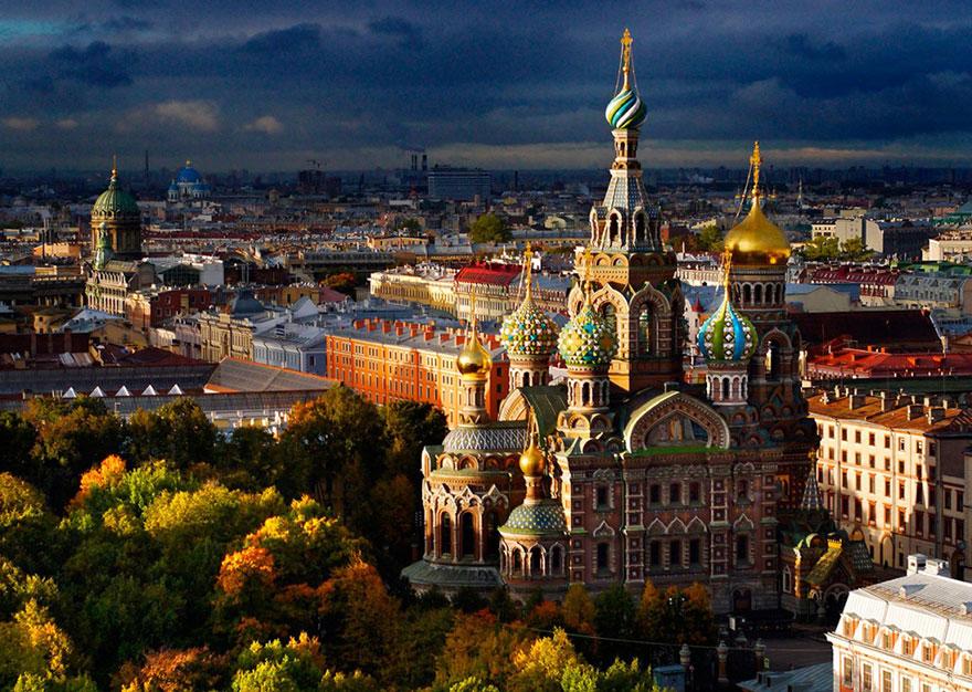 Храм Спаса-на-Крови, Санкт-Петербург