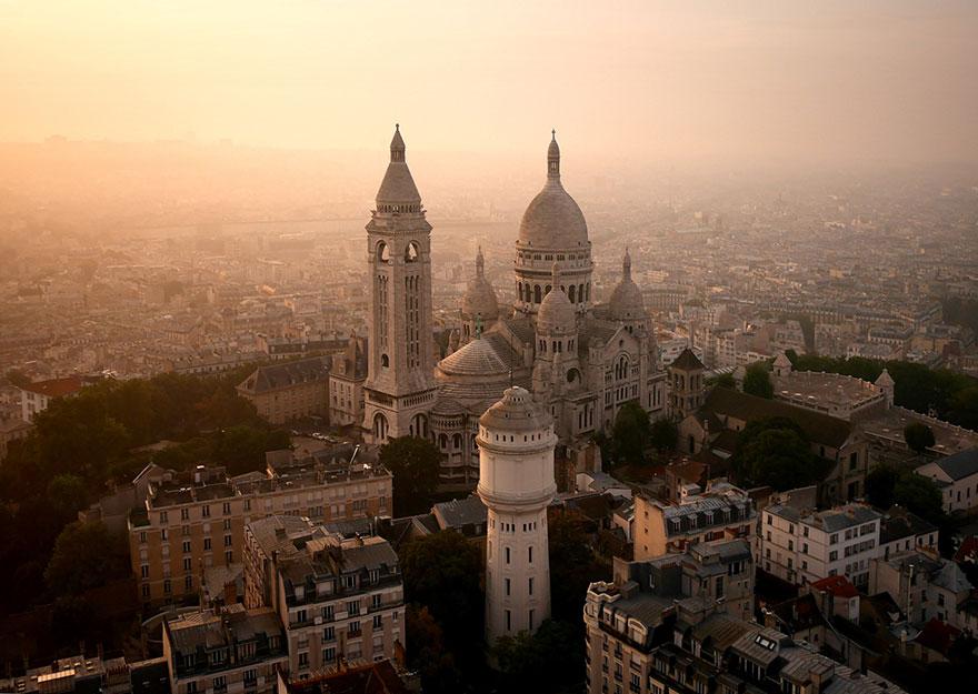 Базилика Сакре-Кёр, Париж
