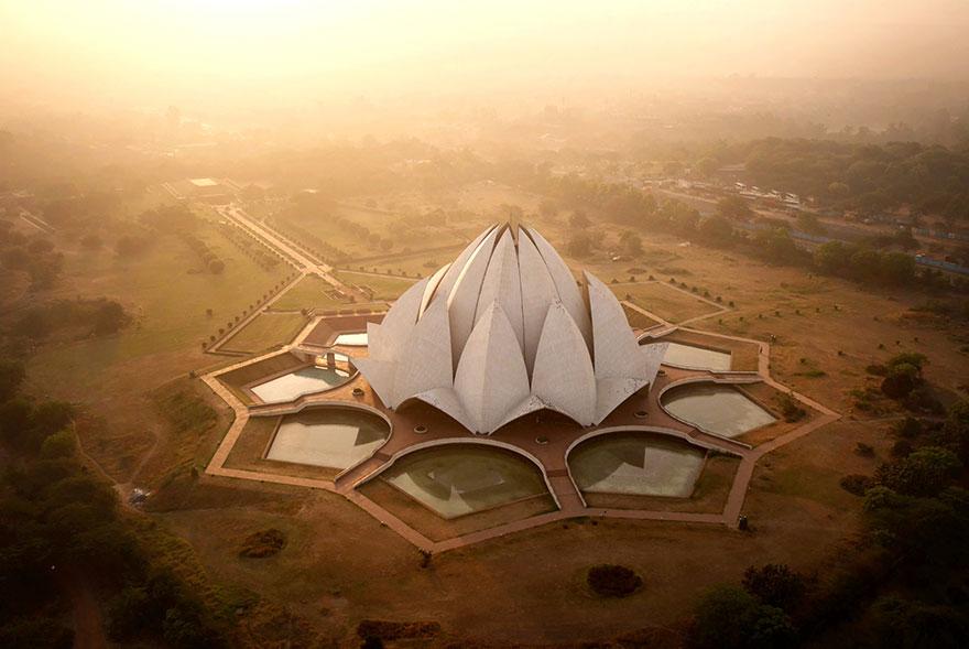 Храм Лотоса, Нью-Дели