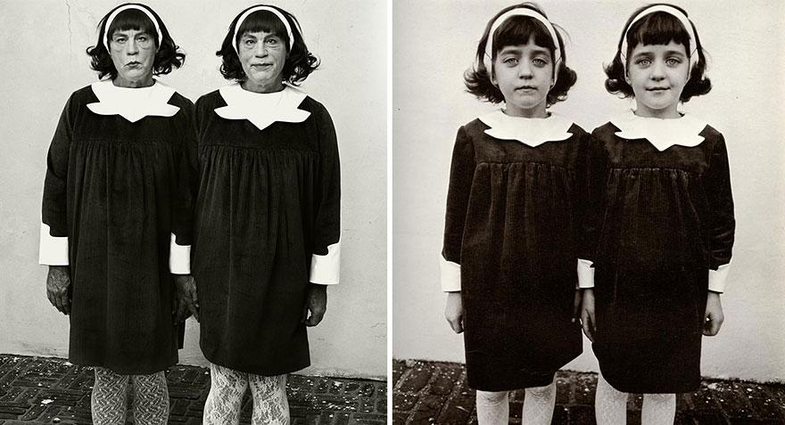 Фото Сандро Миллера/ Американская готика (1942 год). Фото Гордона Паркса