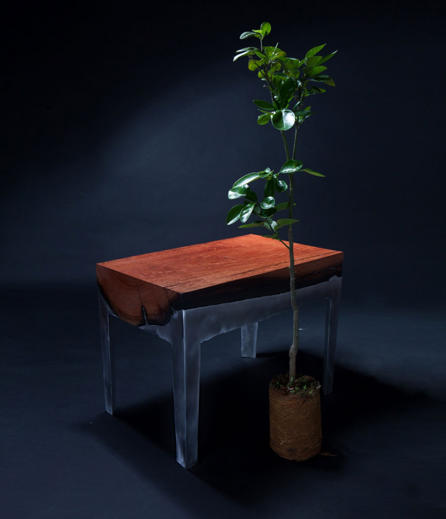 wood-casting-aluminum-furniture-hilla-shamia-1