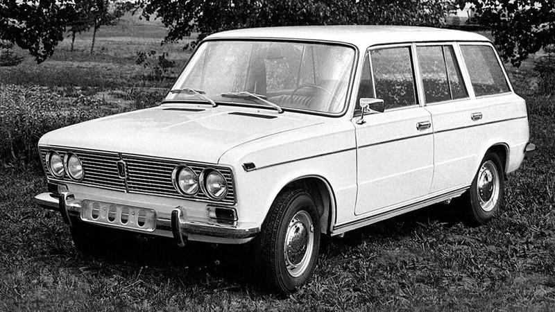 Вариант автомобиля ВАЗ-2103 с кузовом универсал, собранный в количестве трёх экземпляров по распоряжению технической дирекции завода. Целью была проверка этих автомобилей на соответствие европейским требованиям, а в перспективе и поставка за рубеж. Из трёх собранных автомобилей один был передан на «АвтоВАЗтехобслуживание», второй отдан на Дмитровский автополигон, а третий образец оказался в Центре стиля УГК ВАЗ. В серийное производство эта модель так и не пошла.