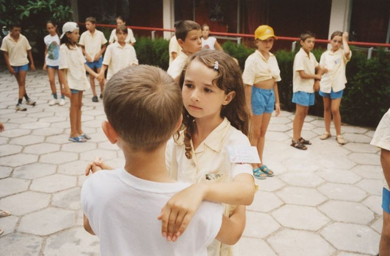 Лагерь «Речной», 2003 год.