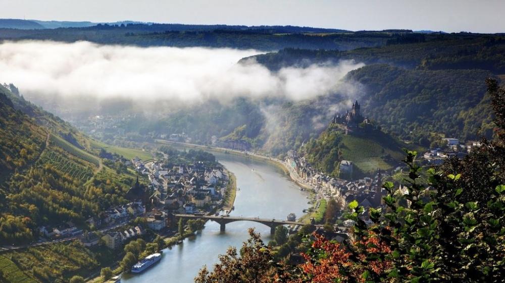 Мозель, Германия