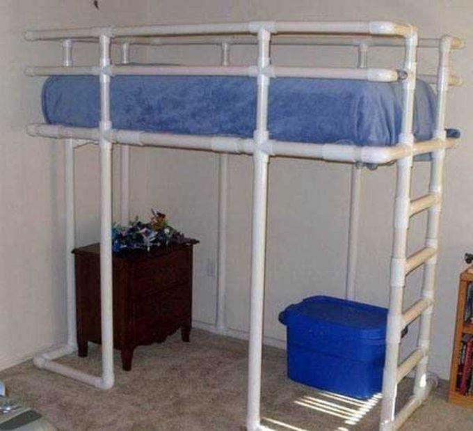 5. Бюджетный вариант спального места