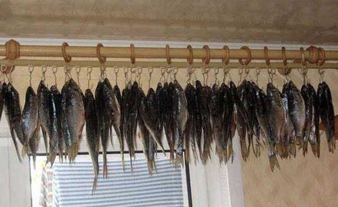 4. Любовь к солёной рыбке — это очень по-русски