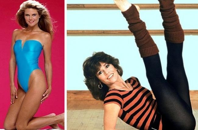 80-е стали началом эры фитнеса. Впервые мышцы на женщине стали не только приемлемым явлением, но даже желательным. Супермодели с внешностью амазонки захватили пьедестал. Высокие и длинноногие стали новым эталоном женской красоты.
