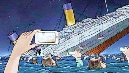Лучшие примеры того, как смартфоны завладели человечеством
