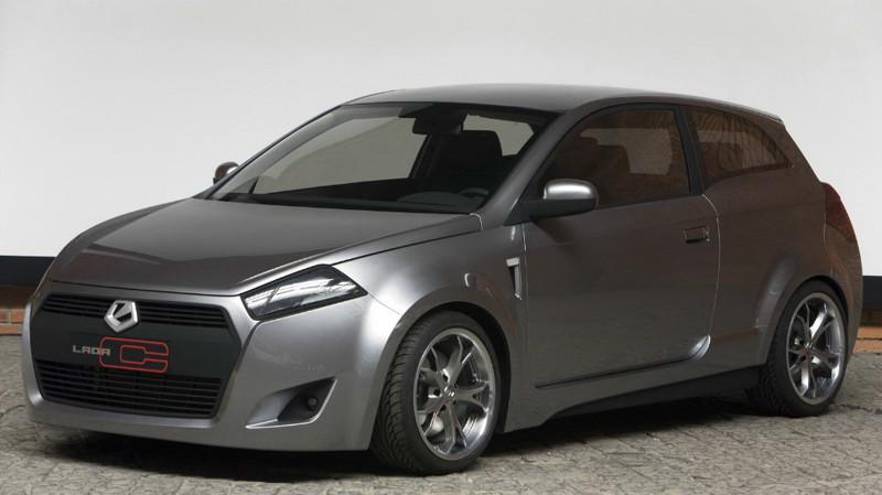 Одна из совместных разработок «АвтоВАЗа» и канадской компании Magna International. При изготовлении концепта использовались тормоза от BMW, сиденья и мультимедийная система от Volkswagen, руль от Audi, но дизайн собственный. В 2009 году из-за экономического кризиса «Проект С» был заморожен и не разморожен до сих пор.