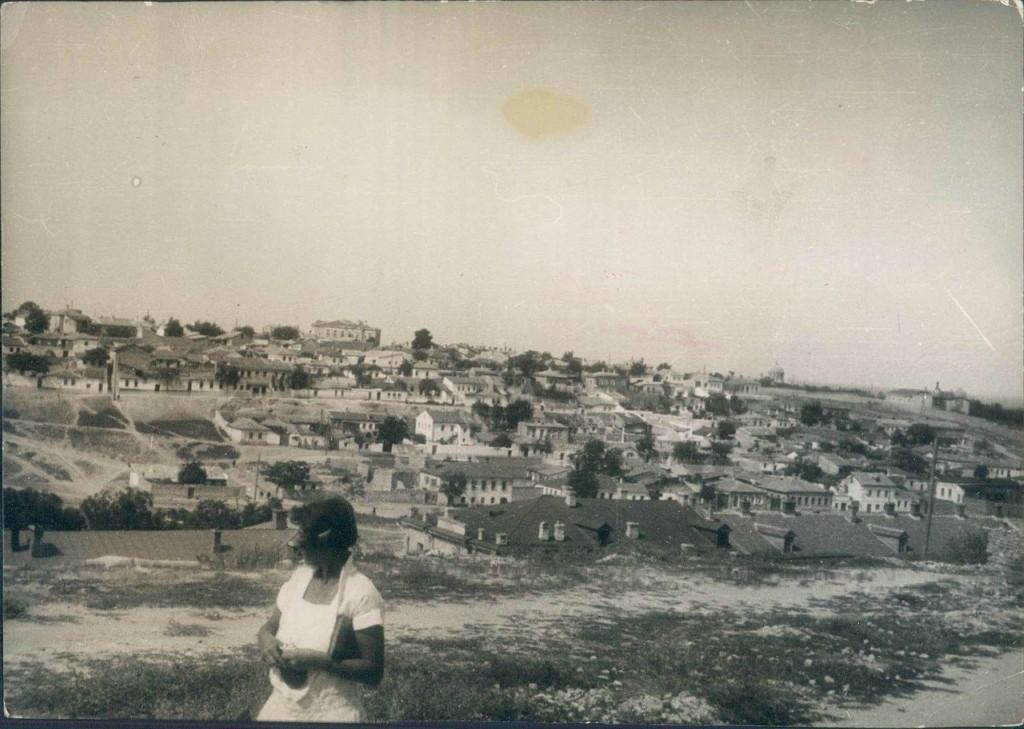 Панорама Севастополя. 1929 год.