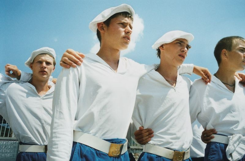 Яхт-клуб, 1999 год.