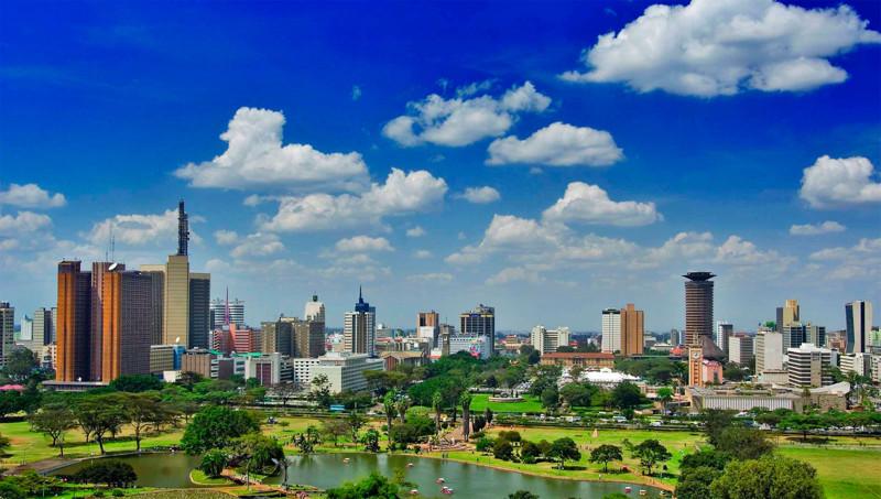 Население Кении превысило 44 млн. человек. Уровень поддержки действий США составляет 80%.