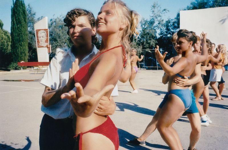 Игорь и Таня, 1994 год.