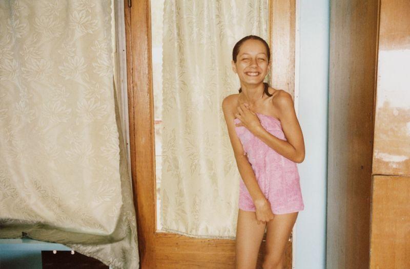 Маша, 2003 год.