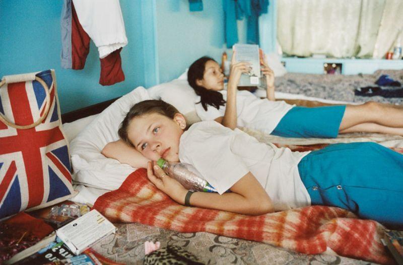 Саша, 2003 год.