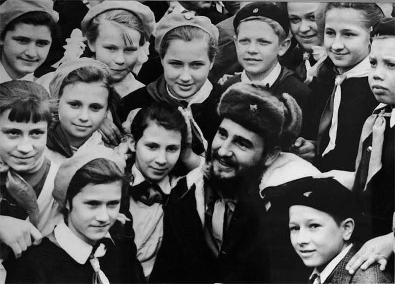 Встреча со школьниками в Мурманске